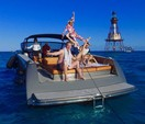 40 ft. Vandutch 40 Cruiser Boat Rental Miami Image 5