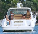 45 ft. Sea Ray Boats 450 Sundancer Cruiser Boat Rental Miami Image 6