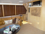 62 ft. Luxury Motor Yacht 62 Motor Yacht Boat Rental San Francisco Image 5
