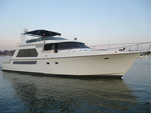 62 ft. Luxury Motor Yacht 62 Motor Yacht Boat Rental San Francisco Image 6