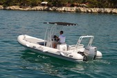 16 ft. Highfield Inflatables Patrol 660 Rigid Inflatable Boat Rental Bibinje Image 3