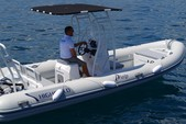 16 ft. Highfield Inflatables Patrol 660 Rigid Inflatable Boat Rental Bibinje Image 4