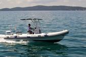 16 ft. Highfield Inflatables Patrol 660 Rigid Inflatable Boat Rental Bibinje Image 5