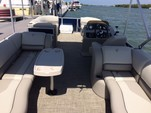 23 ft. Cypress Cay Seabreeze .   Pontoon Boat Rental Fort Myers Image 1