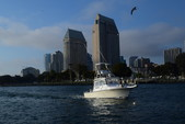 28 ft. Henriques Yachts 28 Express Fish Cruiser Boat Rental San Diego Image 6