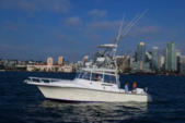 28 ft. Henriques Yachts 28 Express Fish Cruiser Boat Rental San Diego Image 19