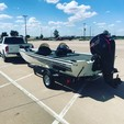 19 ft. Lowe Boats 195 Stinger DC Mercury  Bass Boat Boat Rental Dallas-Fort Worth Image 1