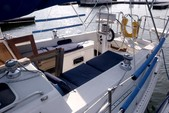 34 ft. Catalina 34 Fin Cruiser Boat Rental New York Image 11