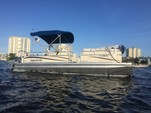 23 ft. Godfrey Marine Sweetwater 2386 FS Pontoon Boat Rental West Palm Beach  Image 2