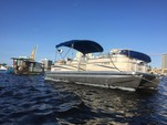 23 ft. Godfrey Marine Sweetwater 2386 FS Pontoon Boat Rental West Palm Beach  Image 4