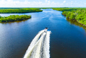 25 ft. Chaparral Boats 250 Suncoast Bow Rider Boat Rental Fort Myers Image 12