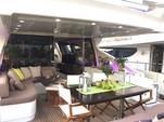86 ft. Azimut 86 Mega Yacht Boat Rental Miami Image 3