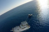 56 ft. Chris Craft 502 Commander Convertible Saltwater Fishing Boat Rental San Diego Image 12