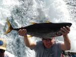 56 ft. Chris Craft 502 Commander Convertible Saltwater Fishing Boat Rental San Diego Image 1