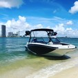 20 ft. Glastron Boats GT200  Ski And Wakeboard Boat Rental Miami Image 8