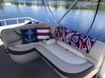22 ft. Sun Tracker by Tracker Marine Party Barge 22 DLX w/115ELPT 4-S Pontoon Boat Rental Orlando-Lakeland Image 1