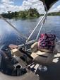 22 ft. Sun Tracker by Tracker Marine Party Barge 22 DLX w/115ELPT 4-S Pontoon Boat Rental Orlando-Lakeland Image 3