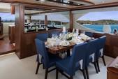85 ft. Ocean Alexander 85 Motor Yacht Boat Rental Miami Image 4