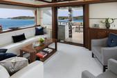 85 ft. Ocean Alexander 85 Motor Yacht Boat Rental Miami Image 5