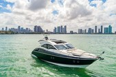 44 ft. Marquis Yachts 420 Sport Coupe Motor Yacht Boat Rental Miami Image 4
