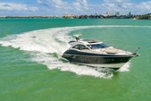 44 ft. Marquis Yachts 420 Sport Coupe Motor Yacht Boat Rental Miami Image 6
