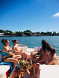 26 ft. Bayliner 2659 Rendezvous Bow Rider Boat Rental Miami Image 34