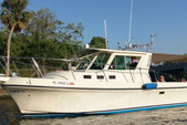 28 ft. Albin Marine Inc. 28' Tournament Express Cuddy Cabin Boat Rental Miami Image 1