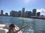 26 ft. Bayliner 2659 Rendezvous Bow Rider Boat Rental Miami Image 36