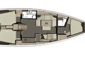 41 ft. Dufour Yachts Dufour 40 Cruiser Boat Rental Horta Image 6