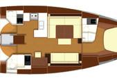 48 ft. Dufour Yachts Dufour 485 Grand`Large Cruiser Boat Rental Ponta Delgada Image 5