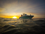 22 ft. Robalo 227 DC w/F250XCA Fish And Ski Boat Rental Los Angeles Image 7