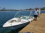 21 ft. Chaparral Boats 2130 Limited Edition Bow Rider Boat Rental San Diego Image 15
