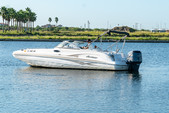 23 ft. Hurricane Boats SD 237 DC Deck Boat Boat Rental Tampa Image 5