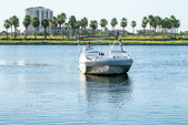 23 ft. Hurricane Boats SD 237 DC Deck Boat Boat Rental Tampa Image 2