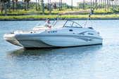 23 ft. Hurricane Boats SD 237 DC Deck Boat Boat Rental Tampa Image 6