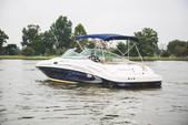 26 ft. Sea Ray Boats 270 Sundeck Bow Rider Boat Rental Washington DC Image 1