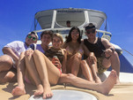 48 ft. Silverton Marine 48 Motor Yacht Cruiser Boat Rental Miami Image 53