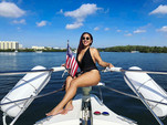 48 ft. Silverton Marine 48 Motor Yacht Cruiser Boat Rental Miami Image 60