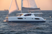 45 ft. Leopard 440 Catamaran Boat Rental West Palm Beach  Image 1