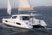 45 ft. Leopard 440 Catamaran Boat Rental West Palm Beach  Image 2