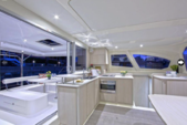45 ft. Leopard 440 Catamaran Boat Rental West Palm Beach  Image 13