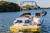 26 ft. Monterey Boats M5 Ski And Wakeboard Boat Rental Miami Image 6