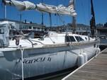 36 ft. Hunter Legend 35.5 Sloop Boat Rental San Francisco Image 1