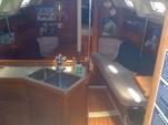 36 ft. Hunter Legend 35.5 Sloop Boat Rental San Francisco Image 2