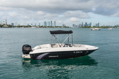 16 ft. Bayliner Element 4-S  Classic Boat Rental Miami Image 7