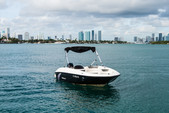 16 ft. Bayliner Element 4-S  Classic Boat Rental Miami Image 8