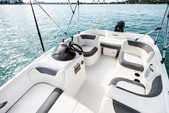 16 ft. Bayliner Element 4-S  Classic Boat Rental Miami Image 10