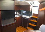 42 ft. Princess V39 Motor Yacht Boat Rental Kohkaew Image 4