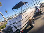 18 ft. Four Winns Boats Horizon RX  Bow Rider Boat Rental Los Angeles Image 6