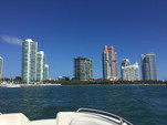 26 ft. Bayliner 2659 Rendezvous Bow Rider Boat Rental Miami Image 39
